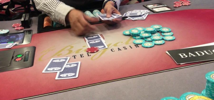 Правила игры в покер Бадуги