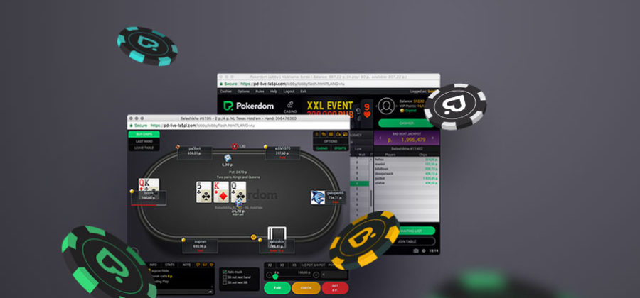 First Steps to Starting Your Career at PokerDom
