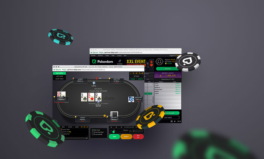 poker in the browser