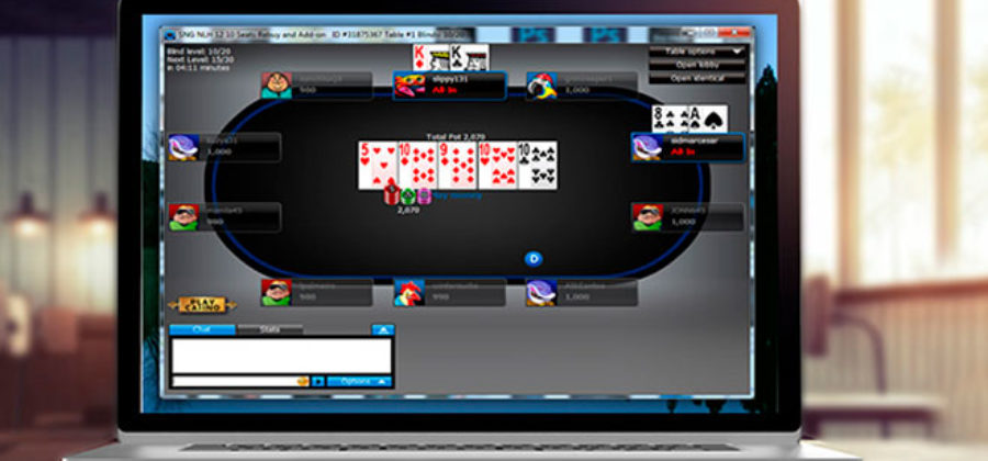 888 Poker review: how to register in the room