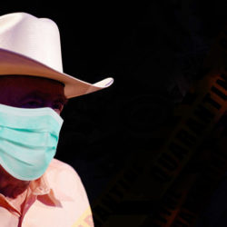 The legendary Doyle Brunson seeks to protect his wife from coronavirus