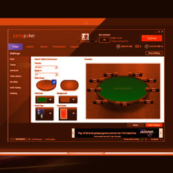 PartyPoker - the best room with modern software