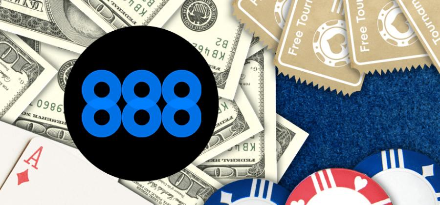 Вывод денег на 888: особенности