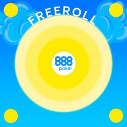 Freerolls 888 Poker: schedule, types, tips for playing