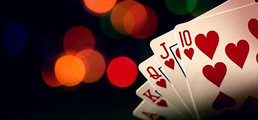 Poker hands - rules of composition and seniority