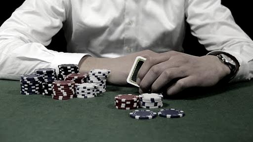 bluff with a blocker