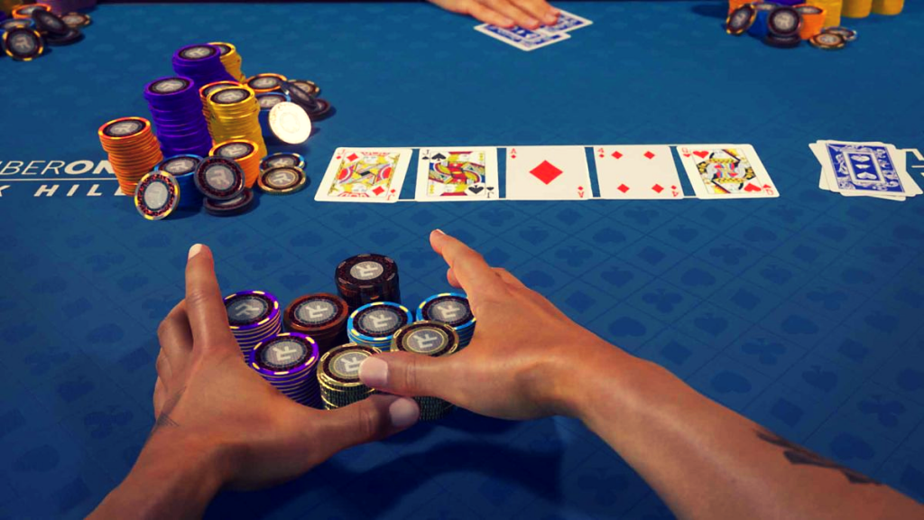online poker from pc