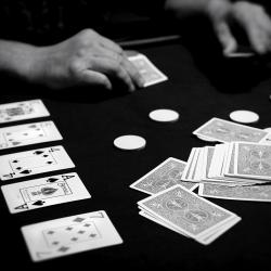 Weak, medium and strong poker hands