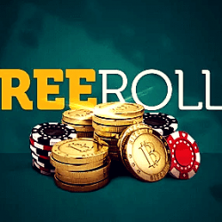 Poker with freerolls - rules of participation and types of tournaments