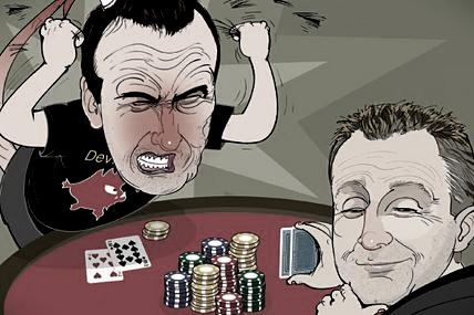проигрыш в покере