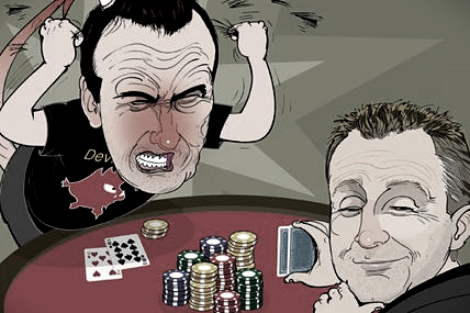 poker loss